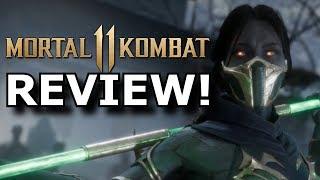 Mortal Kombat 11 Review! Beautiful but BROKEN? (Ps4/Switch/Xbox One)
