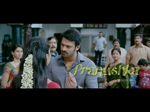 Prabhas-Anushka💐! Proposal scene(Hindi)# accepting with very cute expression