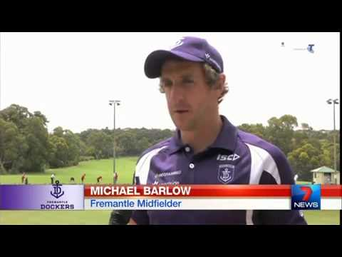 Barlow commits to Fremantle