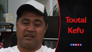 Toutai Kefu reflects on Tonga's #RWC2019 qualification