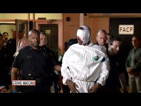 Inside the Manhunt for Accused Cop-Killer Markeith Loyd - Crime Watch Daily with Chris Hansen