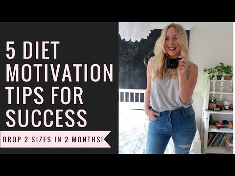 9 Motivation Ideas to Boost Weight-Loss Success