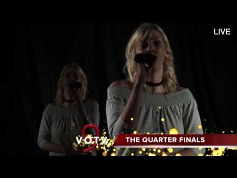 Helium - Emma Winter @VOTV Season 9 (The Quarter Finals) Guest Performance