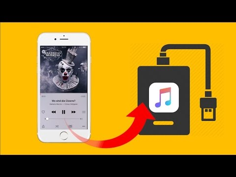 How to Transfer Apple Music to USB Drive