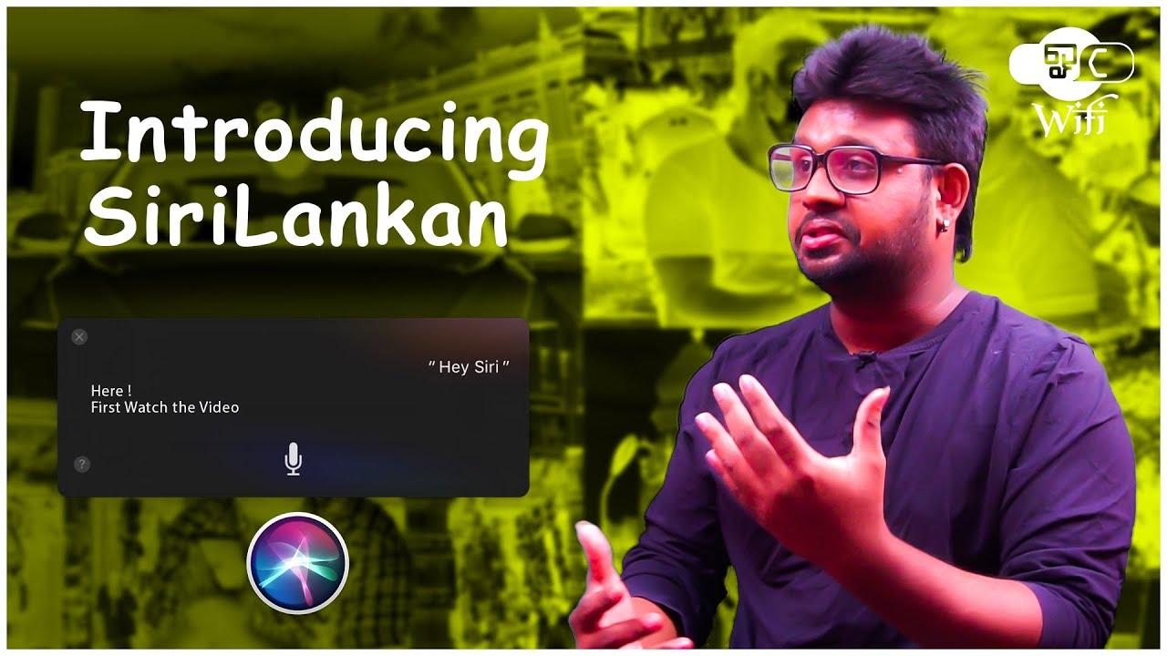 If Siri was Srilankan | Siri Lankan | Oc Wifi 2020 | Tamil Comedy | Srilankan Slangs