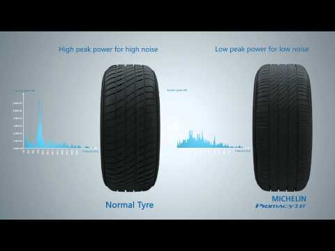 Michelin Primacy 3 ST Technology EVENPEAK