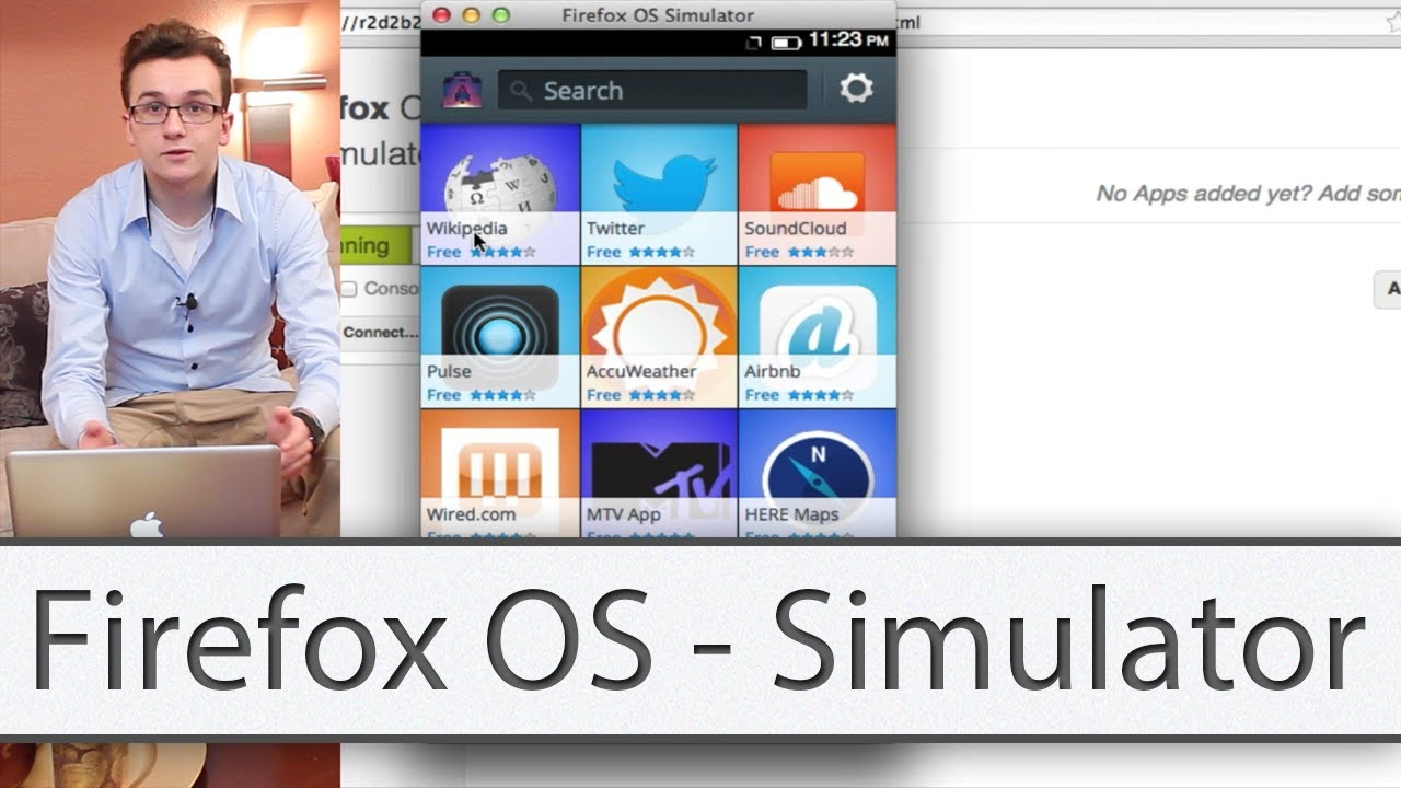 How To: Firefox OS Simulator
