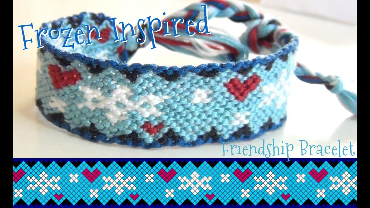 How To Make Friendship Bracelets ♥
