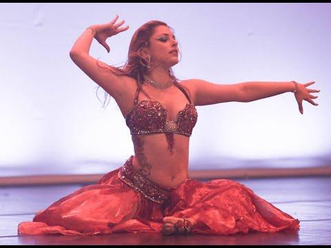 Belly Dance Wings veil - Débora Spina - Pita House, Scottsdale AZ