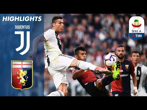 Juventus 1-1 Genoa | Ronaldo's Goal Is Not Enough | Serie A