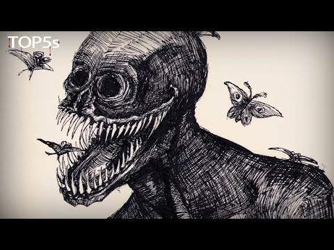 The Grinning Man | A Terrifying Bedtime Horror Story...