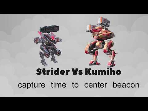 Strider vs Kumiho