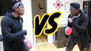 BEATING UP KSI