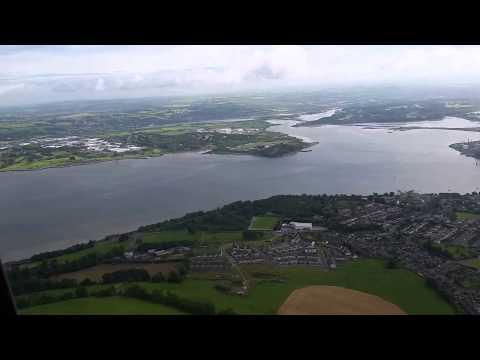 Flight Over Cork Harbour