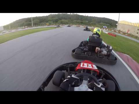 Corrida de super kart no RBC - 22/05/2016