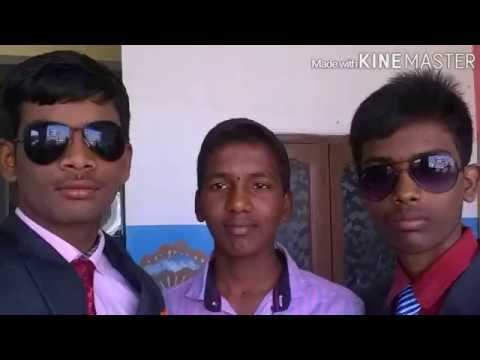 vikas techno school kalwakurthy self government day celebration 2015-2016 batch
