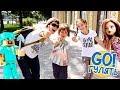 Видео про выходные в Москве с Машей Капуки! Игры для детей