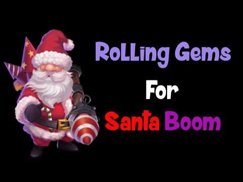 Castle Clash: Santa Boom Rolling [Amazing]
