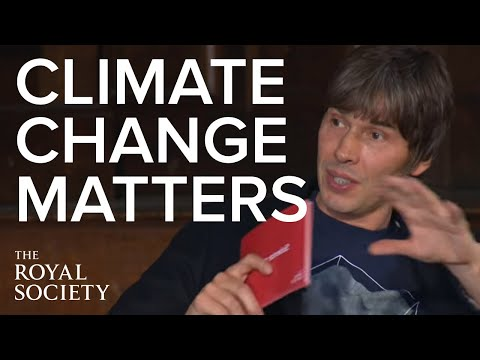Brian Cox presents Science Matters - Climate Change Climate change is an issue that will affect all of