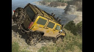 4x4 hummer central rusian gameplay #1