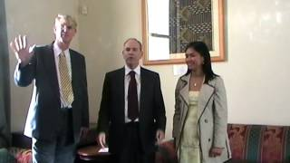 SCOT Foundation: Greetings from Auckland City Mayor Len Brown