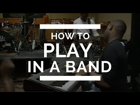 How to enhance your band; a video for beginning church bands to develop proper Band Techniques