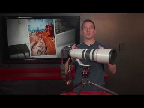 Using Uniqball Tripod Head for Outdoor Photography