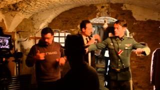 Backstage 01 - IL SARTO DEI TEDESCHI - regia A. Losito