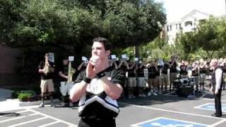 purdue vs uconn pep rally continued march 26 2009