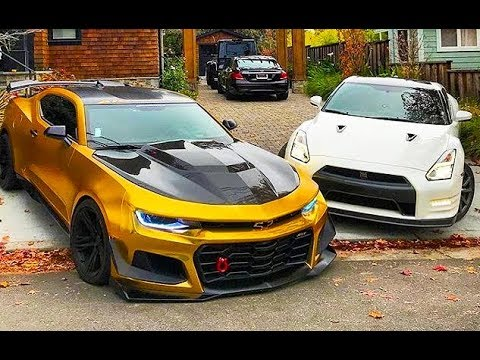 Street Race Drift And Police Moments 2018 Epic Ricers