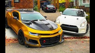 Street Race, Drift and Police Moments 2018 Epic Ricers Compilation