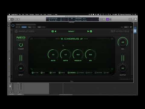 How To Mix Vocals Using NEO | Mixing Vocals In Logic Pro X | AngelicVibes