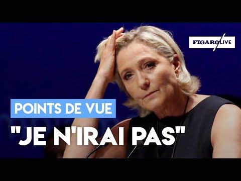 "Expertise psy : Marine Le Pen est-elle ""malade"" ?"