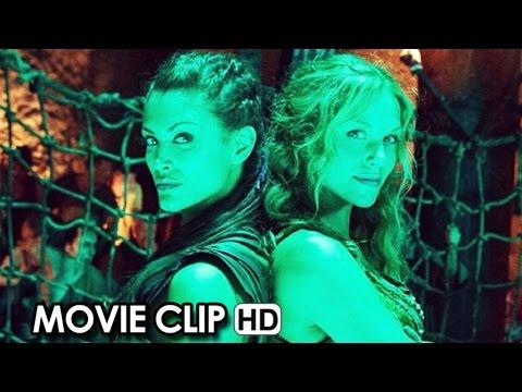 Scorpion King 4 Movie CLIP 'Girl Fight'...