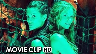 Scorpion King 4 Movie CLIP 'Girl Fight' (2015) - DVD Release Action Movie HD