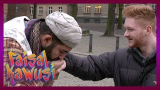Goodbye Kabul, welcome to Spandau! Kabul TV | Faisal Kawusi Show