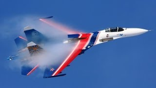 Rc Russian Sukhoi 27-Big Scale Turbine Jet F3A-Pilot:Martin Lüthi at MFG Frauenfeld Meeting Mai 2013