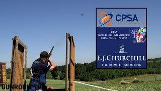 CPSA World English Sporting Championships