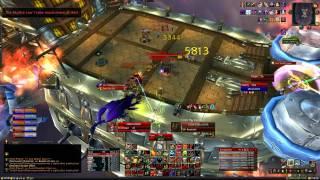 Chaos Order vs Warmaster Blackhorn 10 HC - Tank pov