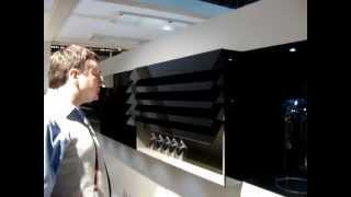 Навесные шкафы кухни Haeker(Фасады навесных шкафов кухни в виде жалюзи на сервоприводе., 2012-12-18T21:24:54.000Z)