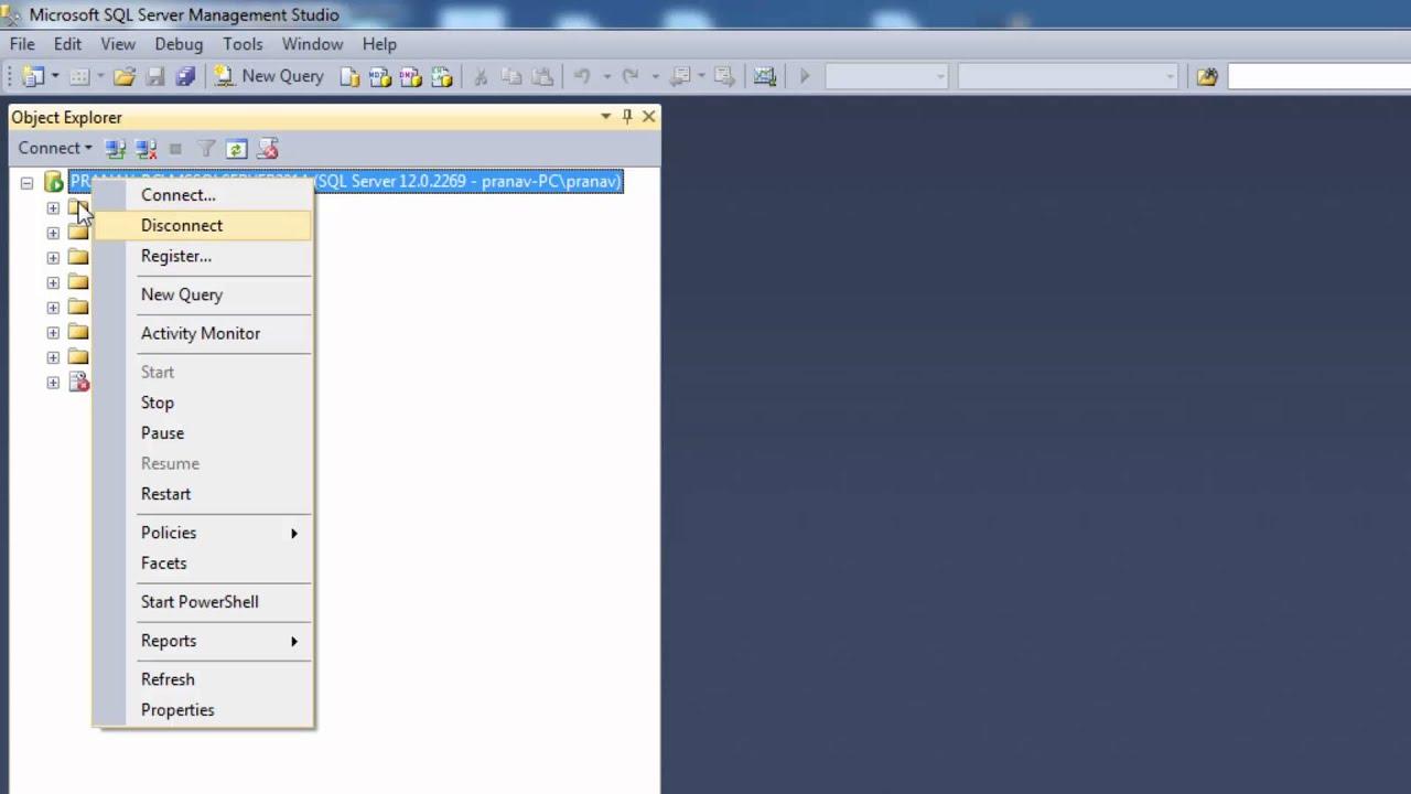Source: MSSQLServer ID: 18456 (SQL Server )