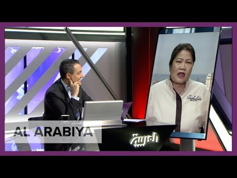 Al Arabiya speaks to Filipina domestic worker living, working in Kuwait for 27 years