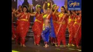 Vajle ki bara from Natrang by Amruta Khanvilkar at Mifta 2010 Dubai