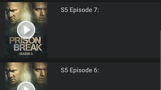 How to watch all episodes of season 5 Prison Break for FREE-   PRSION BREAK SEASON FIVE FOR FREE