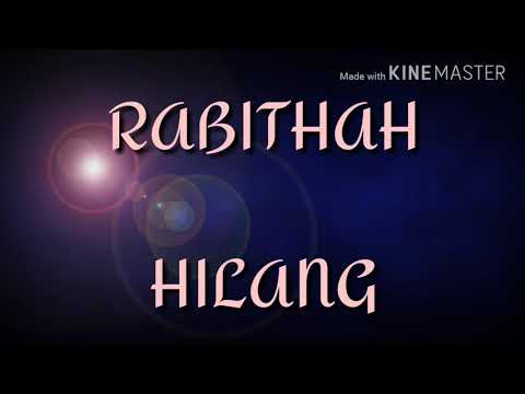Rabithah - Hilang