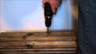 Тест шурупокрутів: достатньо потужності в 10-12 Нм для шурупів 5х130 і 6х150