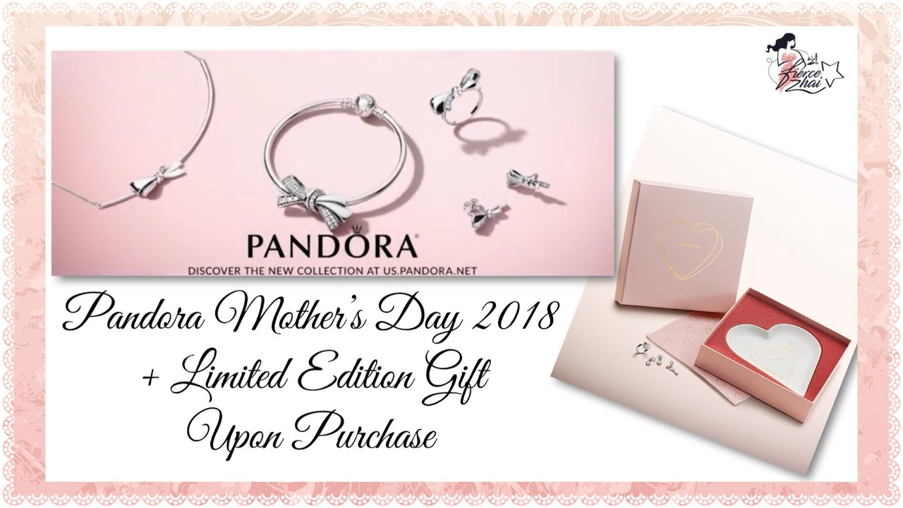 d2babc00d5b84 Pandora Mother's Day 2018 (New Commercial) + Gift Upon Purchase (Göteborg,  Sweden 🇸🇪) -English