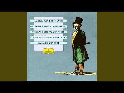 Beethoven: String Quartet No. 13 In B-Flat Major, Op. 130 - 5. Cavatina (Adagio Molto Espressivo)