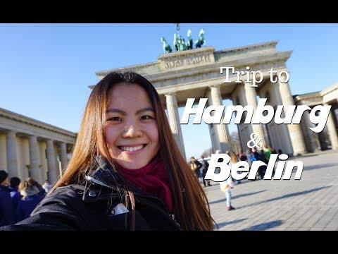 Germany - Solo trip to HAMBURG & BERLIN (Europe Travel Vlog #5)