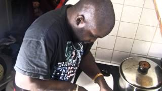 Cooking with Reh Dogg Show 3- Calaloo & Fungie